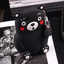 Load image into Gallery viewer, Kawaii Kumamon Phone Case SP167146