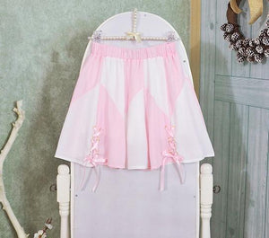 Pink/Black/Blue Lolita Pantskirt SP166879
