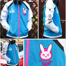 Load image into Gallery viewer, Final Stock! Overwatch Long Sleeve Hoodie Coat SP167874