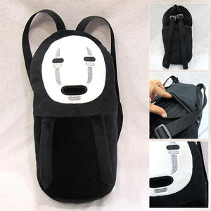 [Spirited Away] No Face Plush Backpack SP166761