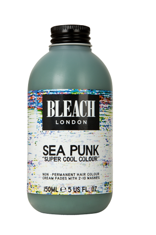 Super Cool Colour Sea Punk