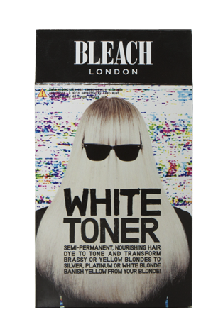 White Toner Kit