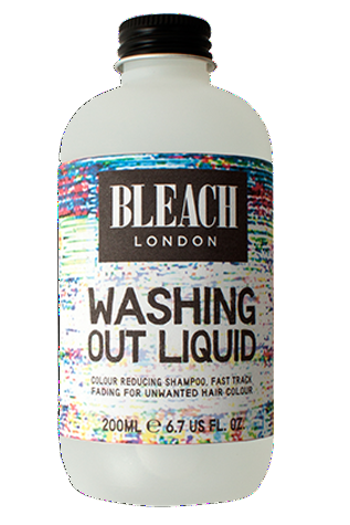 Bleach Washing Out Liquid