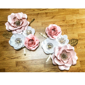 8-piece Rose Set