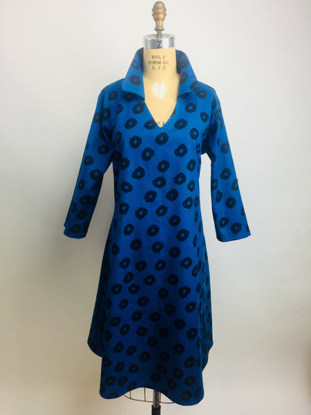 Indigo St. Croix Dress #18105