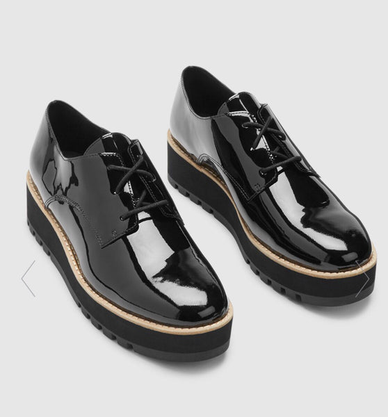 Eddy Patent Leather Shoe