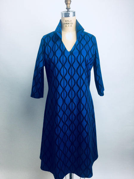 Indigo St. Croix Dress