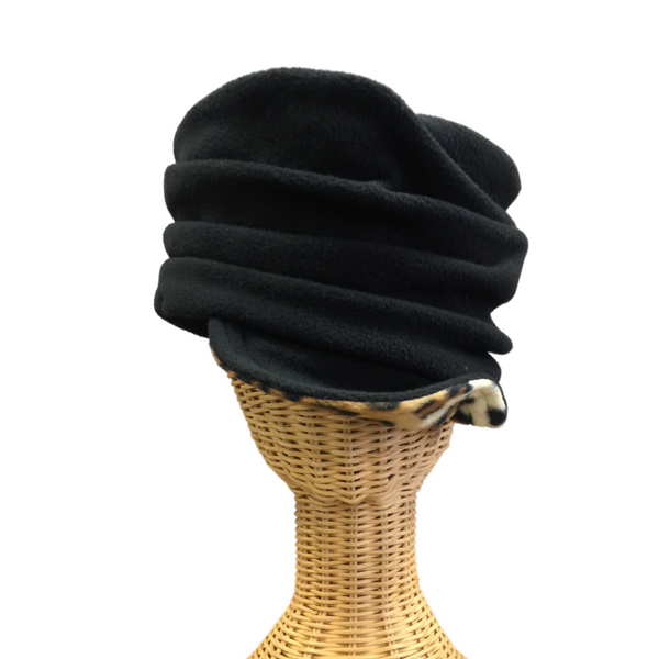 Cloche with Brim