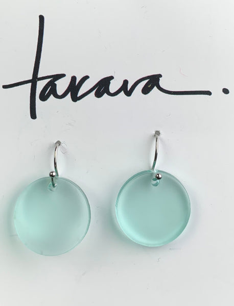 Earrings - Ocean