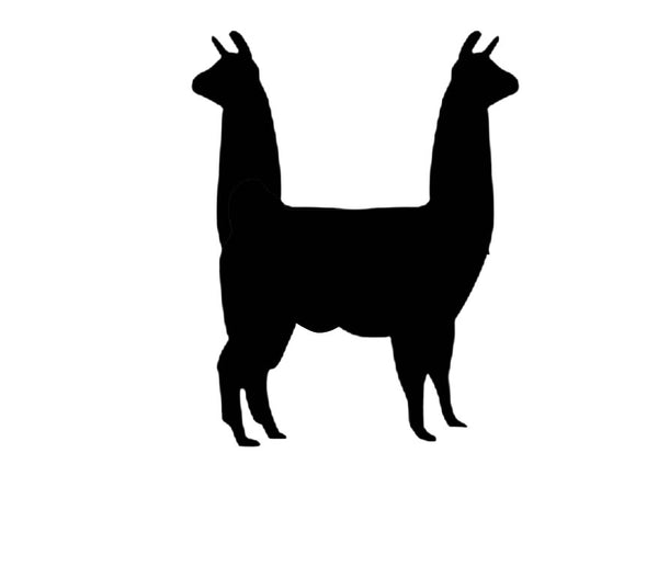 Dr. Dolittle Two Headed Llama