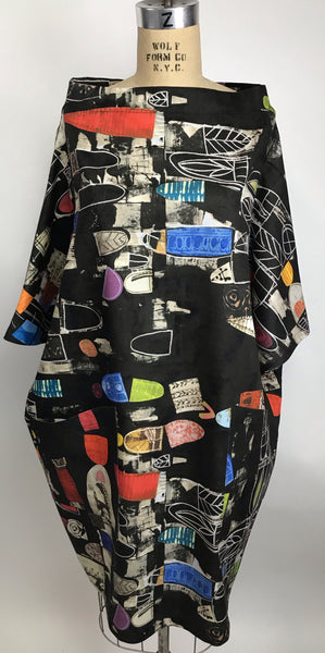 Basquait Pam Dress (Basquait)