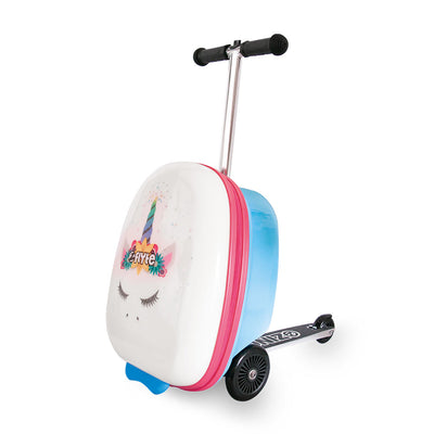 Zinc Flyte Chloe the Unicorn Case Scooter - Zinc Flyte Australia