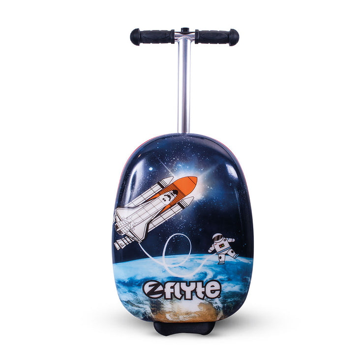 Zinc Flyte Stephen the Spaceman Case Scooter - Zinc Flyte Australia