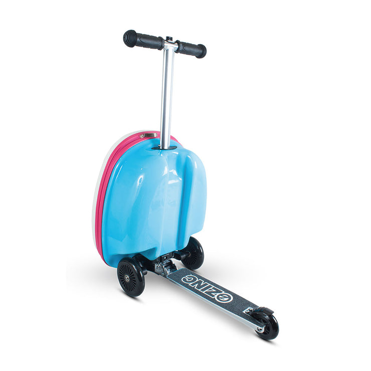 Zinc Flyte Chloe the Unicorn Scooter Suitcase - Kid's Travel Bag - Zinc Flyte Australia