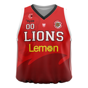 Teesside Lions Home Jersey