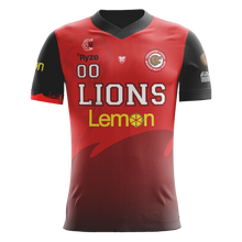 Load image into Gallery viewer, Teesside Lions Home Jersey Tee