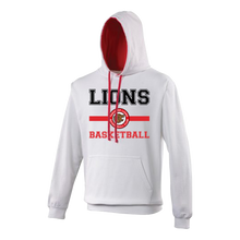 Load image into Gallery viewer, Teesside Lions Logo Hoodie
