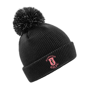 GRUFC Bobble Hat (Pink Variation)