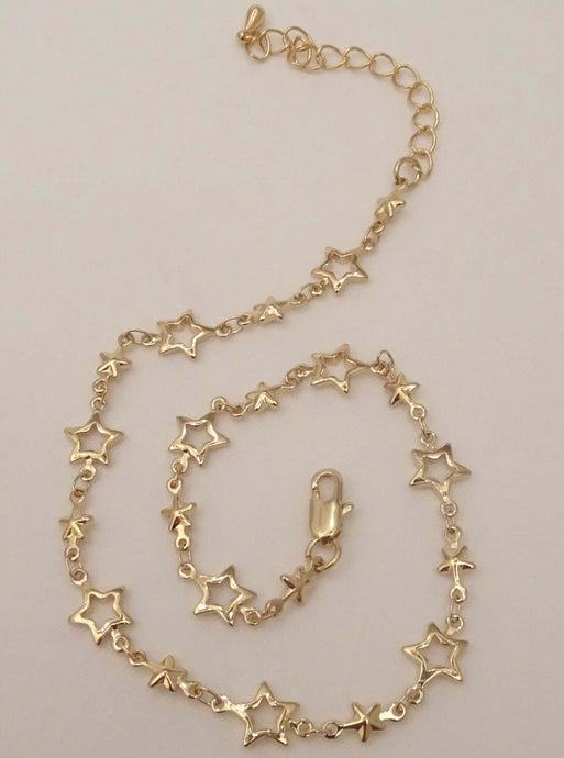 star choker, star choker necklace, gold star choker, silver star choker, gold star choker necklace, gold star necklace, star necklace, gold star necklace, silver star necklace, dainty star necklace, star charm necklace, cute star necklace