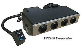 RENCOOL EV-2208 Dual Thermostat 5 Port Evaporator Unit