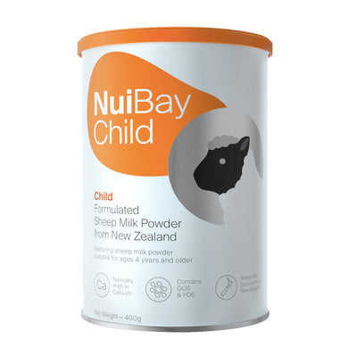 NuiBay Child Formulated Sheep Milk Powder 400g