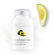Load image into Gallery viewer, Unichi Avocado Extract Complex 60 Capsules