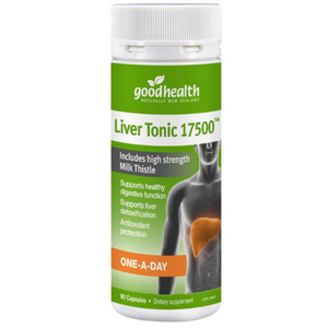Good Health Liver Tonic 17500 90 Capsules