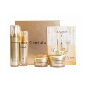 Chantelle Sydney Golden 4 in 1 Gift Package Day Cream+Eye Film+Lotion+Essence