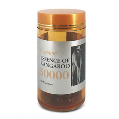 Careline Essence of kangaroo 50000 90 Capusles
