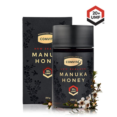 New Zealand Comvita Manuka Honey UMF 20+ 250g