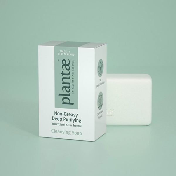 New Zealand Non-Greasy Deep Purifying Cleansing Soap 80g