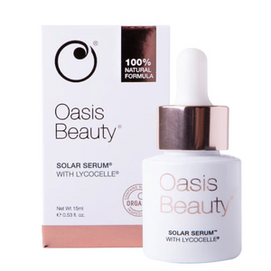 Oasis 100% Natural Solar Serum® with Lycocelle® 15ml (0.53 fl oz)