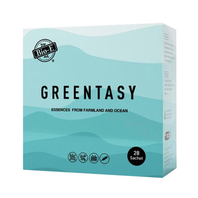 Bio-E Greentasy 28 Sachets Essences From Farmland And Ocean Superfoods