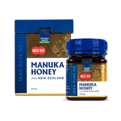 New Zealand Manuka Health Manuka Honey MGO 850+ 250g