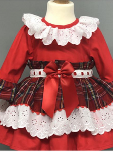 Girls dress g821