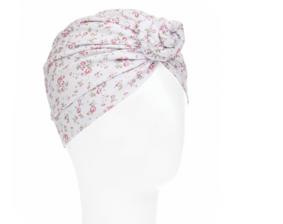 New season caramelo knot turban jan2144