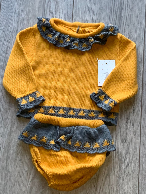 Knitted set 0321194