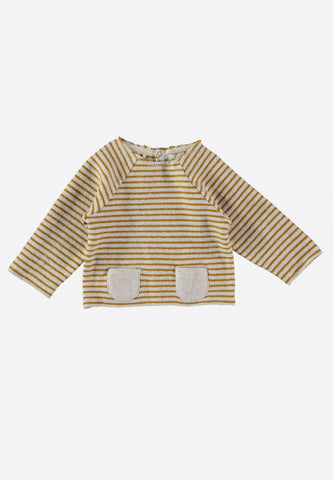 Momo Stripes Pullover