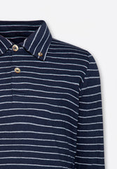 T-Shirt Madison Polo LS