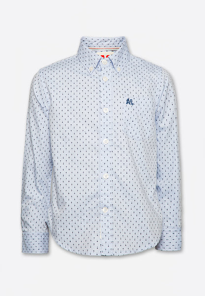 Button Down Square Shirt