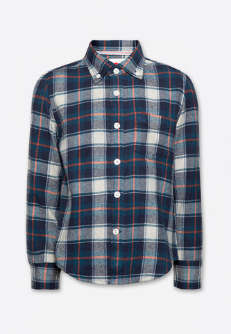 Button Down Mike Shirt