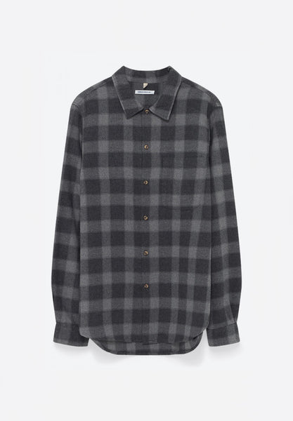 Men's Shirt Dukecastle Carbon Checks