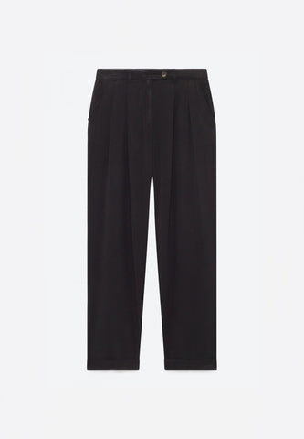 Women's Trousers Nalastate Carbon
