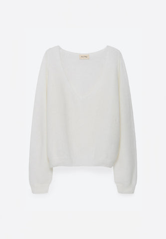 Women's Sweater Ugoball White
