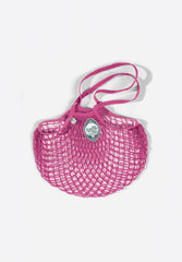 Net Shopping Bag Rose Sorbet