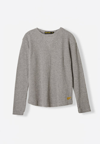 Ross Heather Grey Honeycomb