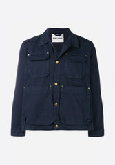 Mads Jacket Dark Navy