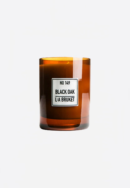 No. 149 Scented Candle Black Oak