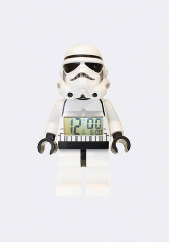 Star Wars Lego Clock Stormtrooper