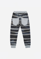 Classic Trackies Rough Stripe